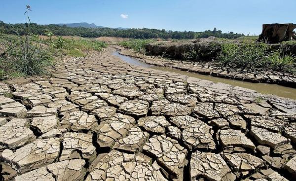 درگیری اقتصاد برزیل با بحران بی سابقه خشکسالی