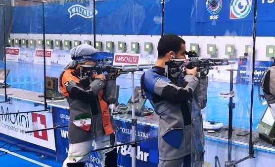 زیاد شدن امیدها به تیراندازان در آستانه المپیک، طلای تپانچه و رکورده فوق العاده در تفنگ