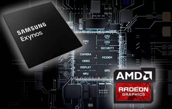 چیپست اگزینوس سامسونگ با گرافیک AMD رقبا را نابود خواهد نمود