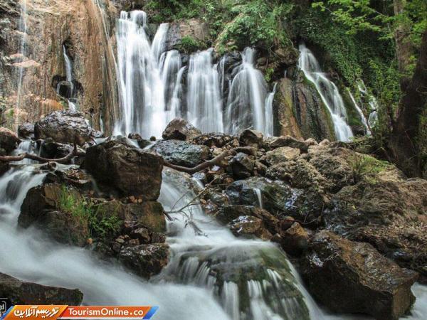 آبشار باشکوه وارک، فیلم