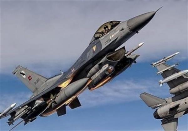 عملیات جنگنده های ترکیه در شمال عراق