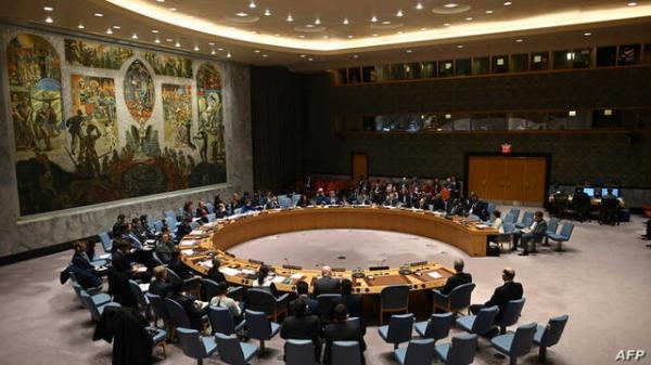 جلسه شورای امنیت درباره اوضاع سوریه