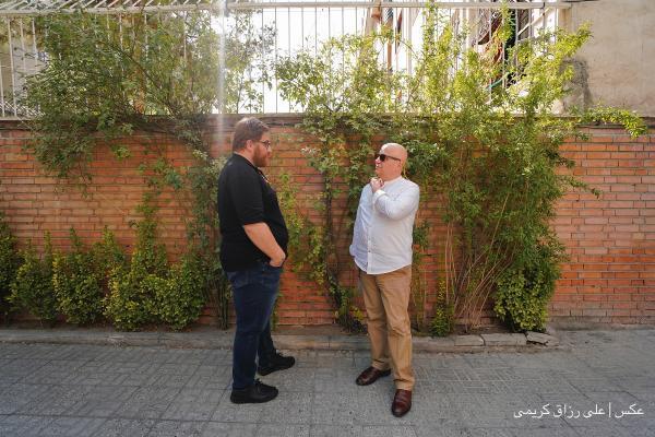 بازگشت مرتضی رزاق کریمی با یک سریال، راما قویدل کارگردان بی نشان شد
