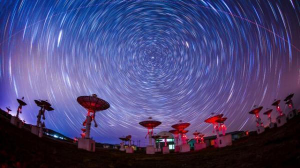 دریافت سیگنال های اسرارآمیز از مرکز کهکشان راه شیری